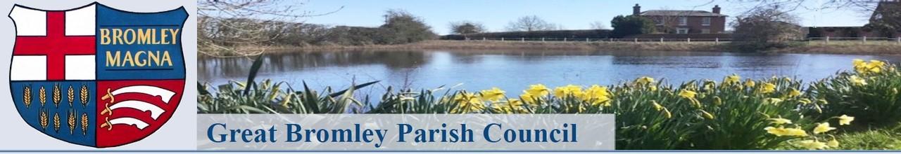 Great Bromley Parish Council logo